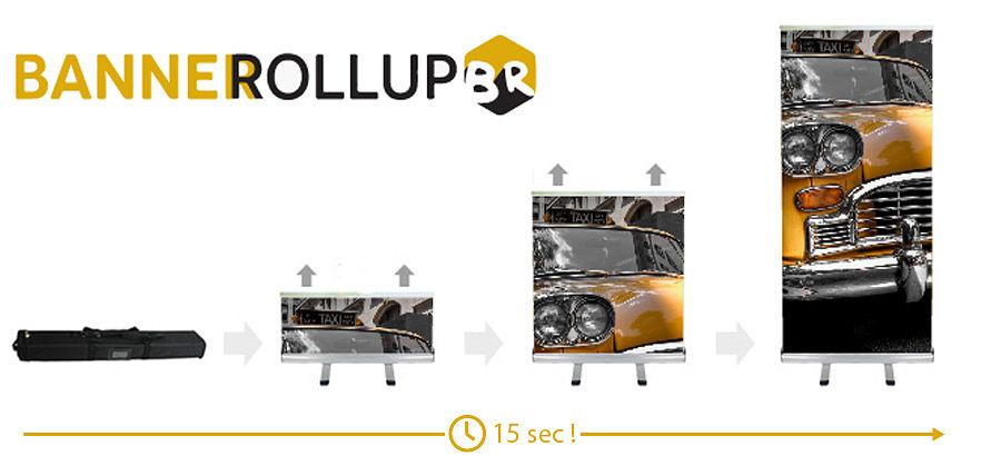 montaj roll-up 100