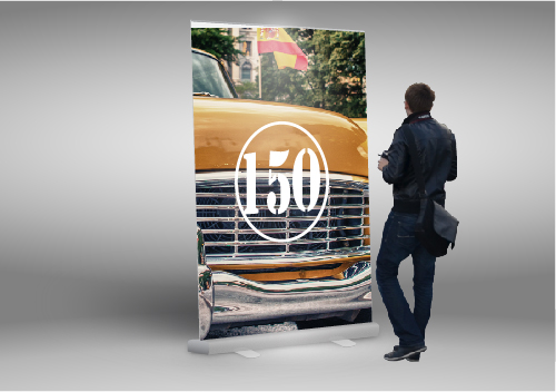 roll-up 150
