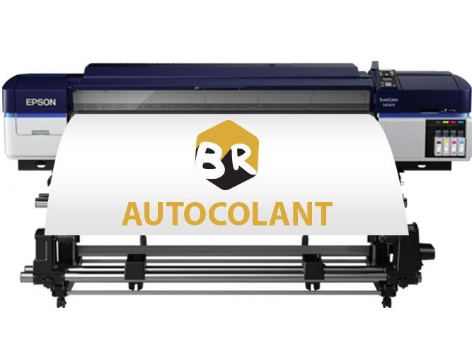 autocolant print