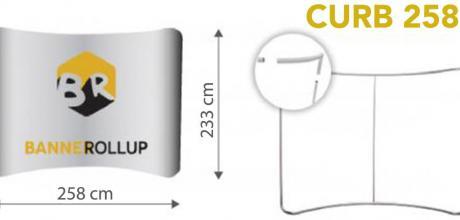 Pop-up-textil-wave