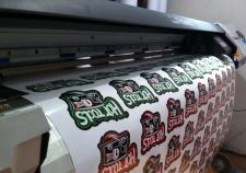 print stickere autocolant
