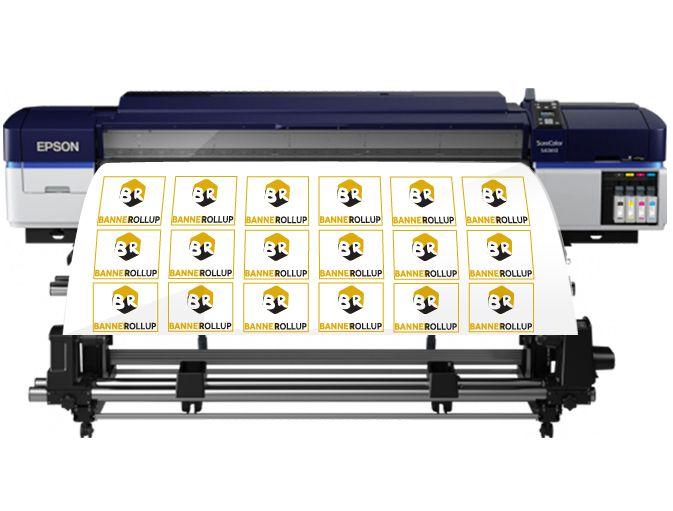 print stickere banner rollup