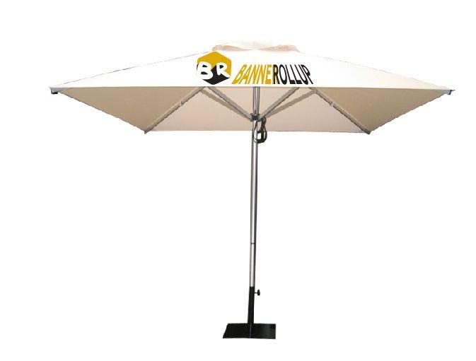 umbrela terasa personalizata banner rollup