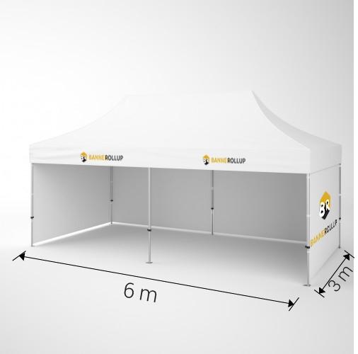 corturi pavilion 3x6 m personalizate